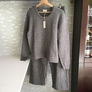 NWT Heartloom Loungewear Set in Grey